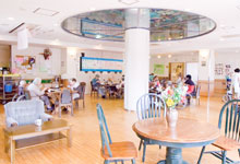 食堂/特別養護老人ホーム